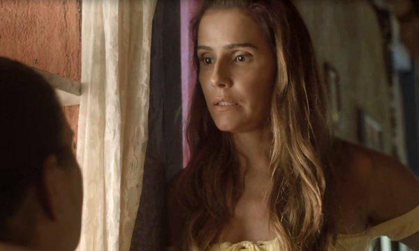 Segundo Sol: Karola conta mentira sobre Beto e rouba filho de Luzia!