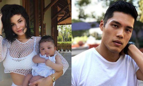 """Kylie Jenner considera """"grande besteira"""" rumores sobre paternidade da filha, afirma TMZ"""