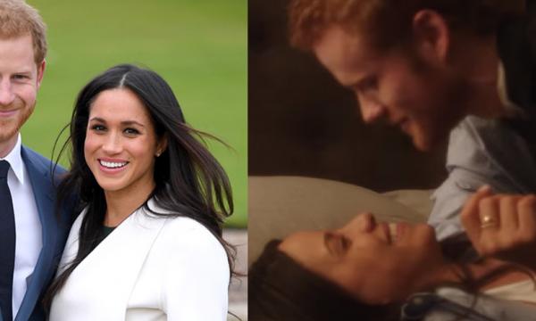 """Filme sobre Meghan e Harry preocupa Família Real e produtora dispara: """"As pessoas fazem sexo"""""""