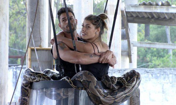 """""""Power Couple Brasil 3"""": Record confirma que Diego e Fran não voltam mais ao reality"""