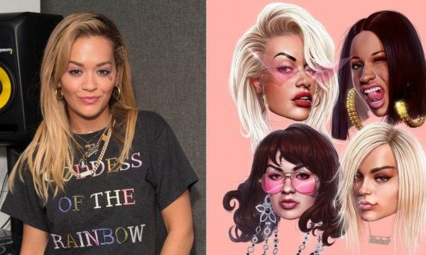 "Rita Ora se manifesta sobre críticas a ""Girls"": ""Foi escrita para representar minha verdade"""