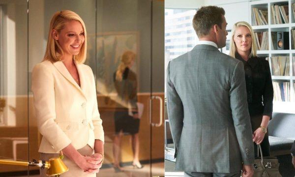 """""""Suits"""": Katherine Heigl dá detalhes sobre sua personagem na 8ª temporada"""