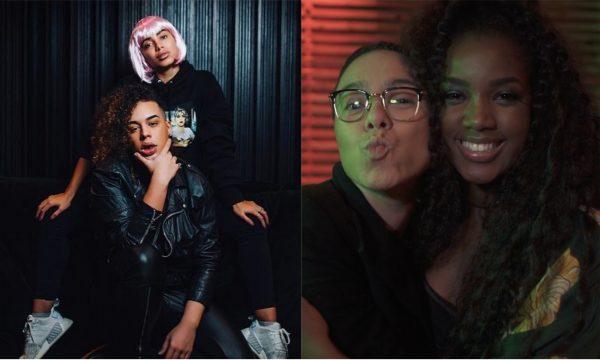 Anitta e Gloria Groove fazem versão mara de 'Show das Poderosas'; Iza e Maria Gadu também se unem para celebrar Dia do Orgulho LGBTQI+