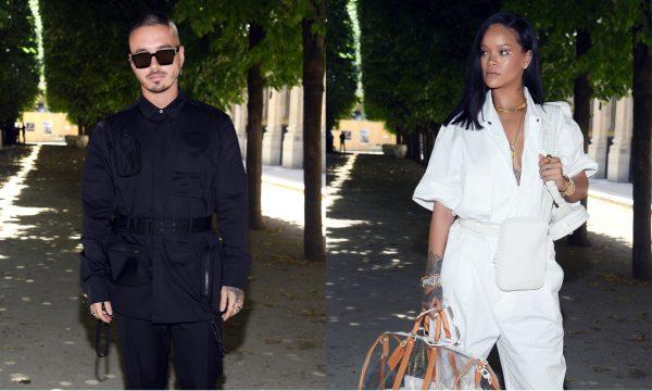 Após declaração polêmica, J Balvin comenta encontro com Rihanna: 'Me senti intimidado'