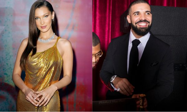 Após referência em disco, Bella Hadid se irrita com comentário sobre suposto namoro com Drake: 'Desrespeitoso'