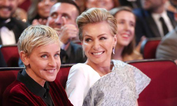 Ellen DeGeneres e Portia de Rossi gostam dos boatos sobre estarem se divorciando; entenda o motivo!