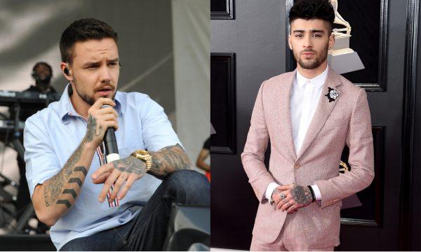 Emocionado, Liam Payne faz homenagem ao One Direction e comenta sobre Zayn em show