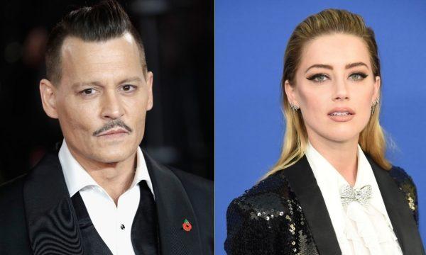 """Johnny Depp relembra fase depressiva após divórcio com Amber Heard e morte da mãe: """"Não aguentava a dor"""""""