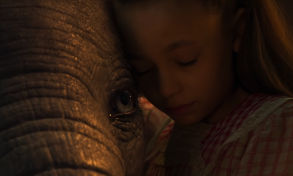 'Dumbo': Disney divulga primeiro trailer emocionante do live-action; assista!
