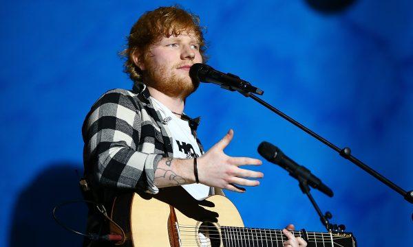 """Indenização milionária! Ed Sheeran é processado por suposto plágio em """"Thinking Out Loud"""""""