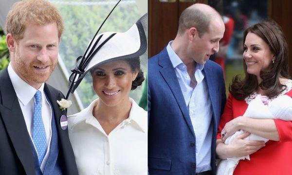 Saiba porque Meghan e Harry não devem ser padrinhos de Príncipe Louis; revista revela favoritos