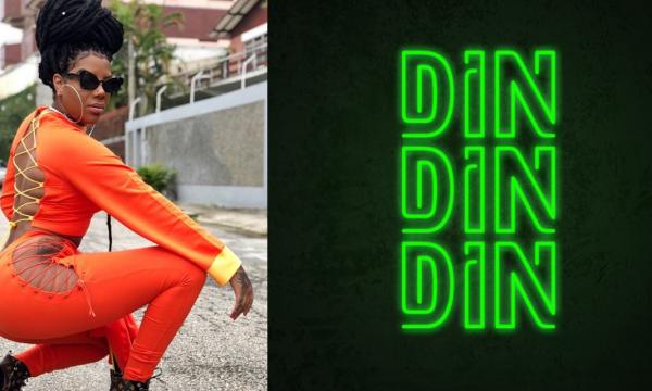 SAIU! Ludmilla libera 'Din Din Din' e sucesso das redes fica incrível em versão oficial; ouça!