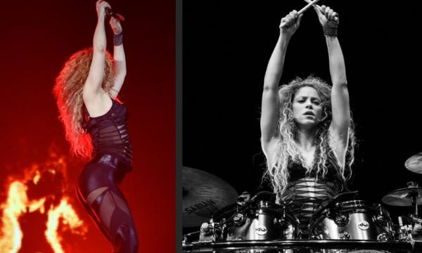 """Shakira estreia 'El Dorado World Tour' e comemora recuperação: """"Como se fosse a primeira vez""""; assista!"""