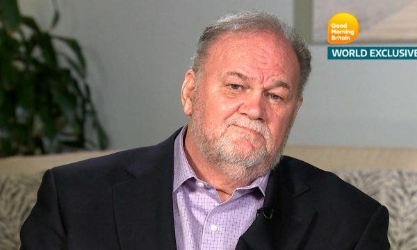 Pai de Meghan Markle teria cobrado para falar sobre o relacionamento da filha em programa de TV