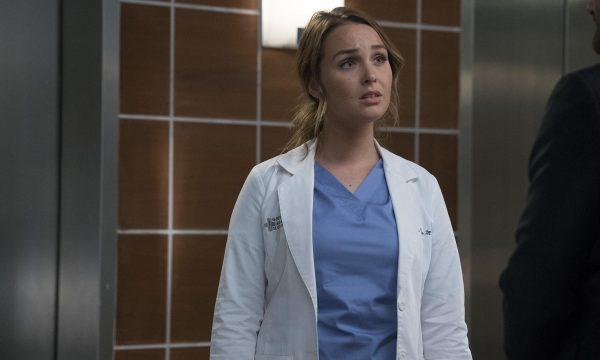 Grey's Anatomy: Camilla Luddington deixa escapar detalhe da 15ª temporada durante 'Comic-Con'