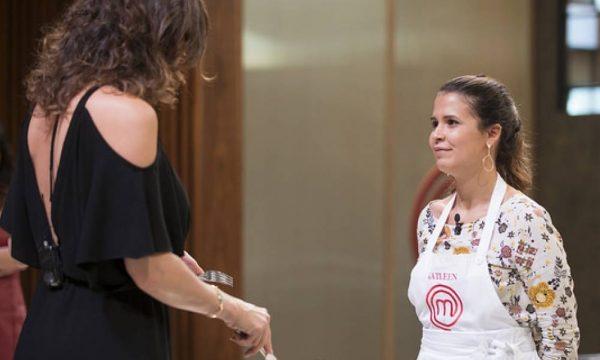 MasterChef Brasil: Eliminada leva puxão de orelha de Paola, cai no choro e pede desculpas a participante