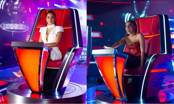 Exclusivo: Anitta fala sobre experiência como técnica no 'The Voice' do México