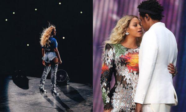 """Beyoncé homenageia seleção da França e faz primeira performance ao vivo de """"APESH*T"""" com Jay-Z!"""