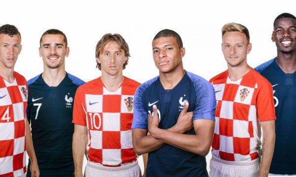 'Copa do Mundo 2018': As curiosidades das seleções finalistas, França e Croácia!