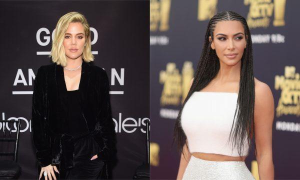 Após falar em anorexia e causar revolta na internet, Khloé se explica sobre corpo de Kim Kardashian