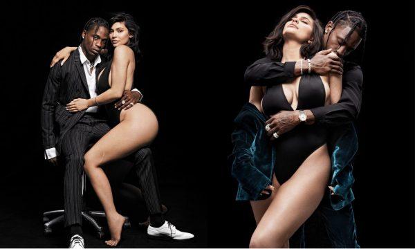 Kylie Jenner conta o motivo da cicatriz exibida na perna durante fotos para a 'GQ'