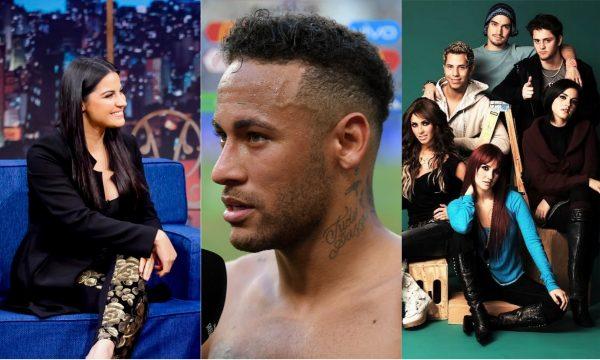 Maite Perroni alfineta performance de Neymar contra o México e fala sobre 'possível' retorno do RBD