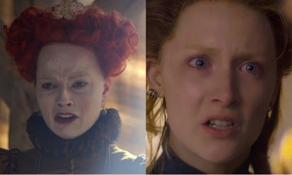Margot Robbie e Saoirse Ronan travam guerra no primeiro e maravilhoso trailer de 'Mary Queen of Scots'; vem ver!