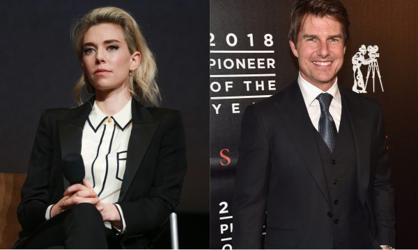 Vanessa Kirby, de 'The Crown' desabafa sobre reação a boato de romance com Tom Cruise
