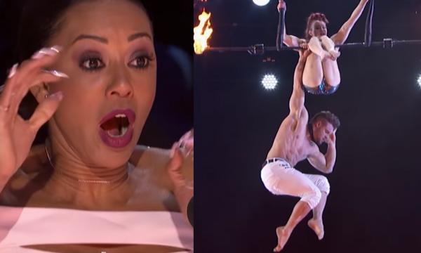 Acidente com participante no 'America's Got Talent' assusta jurados e plateia; assista!