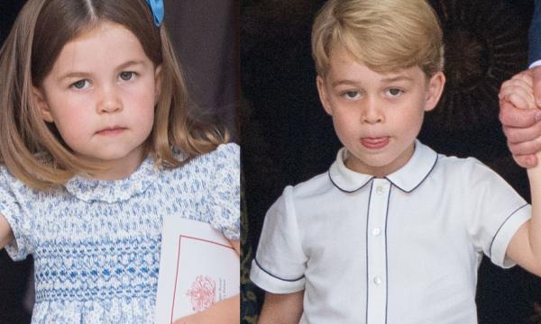 Princesa movimenta economia britânica com o 'efeito Charlotte' e patrimônio supera o do irmão George