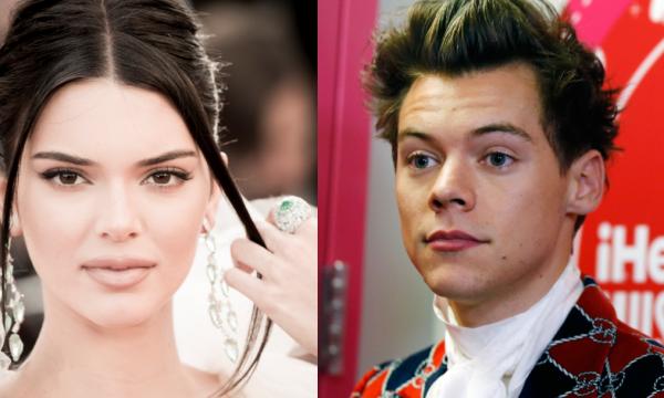 Kendall Jenner é flagrada em show de Harry Styles anos após boatos de namoro; assista!