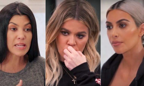"""Kourtney acusa Kim e Khloé de """"colocá-la pra baixo diariamente"""" em nova prévia do """"KUWTK"""""""