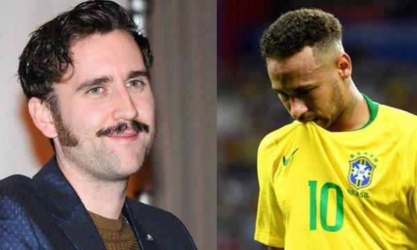 """Copa 2018: Ator de """"Harry Potter"""" que xingou Neymar provoca torcida brasileira após eliminação"""