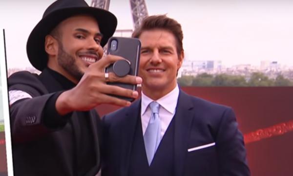 Entrevista: Tom Cruise revela próximo filme e Gloss cumpre 'Missão Impossível' em entrevista; assista!