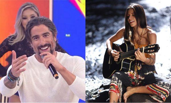 Marcos Mion investe em ex-The Voice, que lança música e clipe: 'Ouvi e fiquei maluco!'