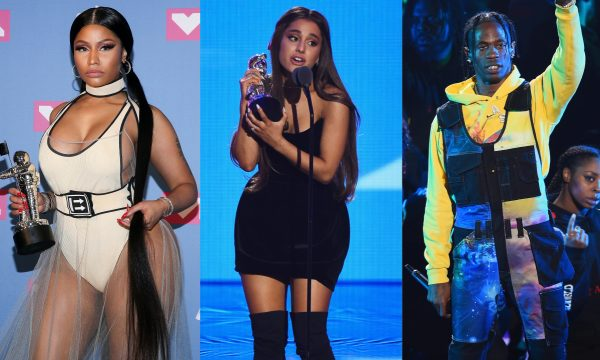 Após treta de Nicki Minaj e Travis Scott, Ariana Grande reina com folga!