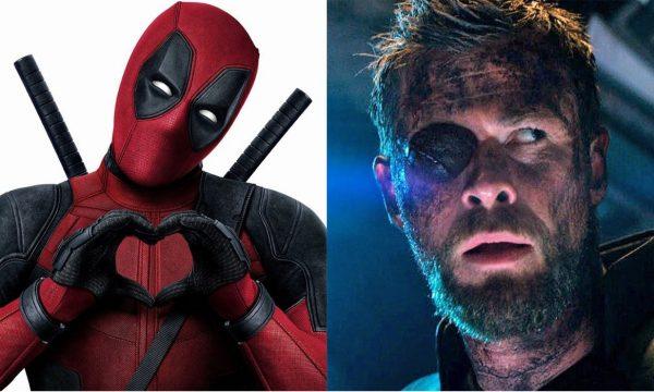 Quem é você? Chris Hemsworth e Ryan Reynolds invertem papéis em brincadeira; confira!