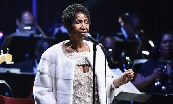 TMZ divulga causa da morte de Aretha Franklin