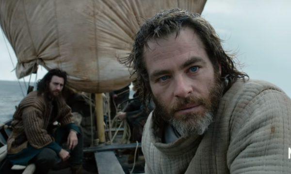 Chris Pine declara guerra à Inglaterra no trailer de 'Legítimo Rei', nova produção original Netflix