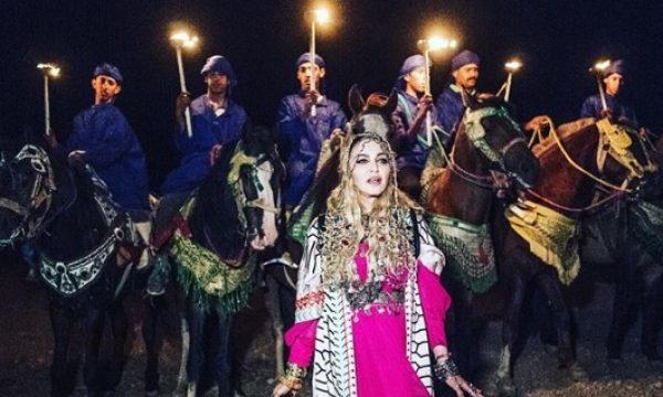Foi um babado! Detalhes da festa árabe de Madonna são divulgados; confira!