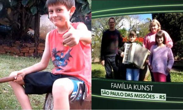 'Cepo de Madeira'! Youtuber que virou meme manda recado no Jornal Hoje: 'O Brasil que eu Quero'