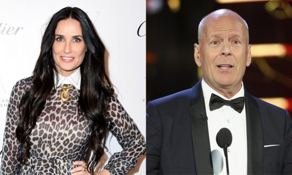 Aniversário da filha reúne Demi Moore e Bruce Willis após 20 anos de separação