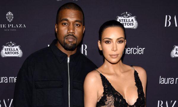 """Kanye West diz que """"transaria"""" com irmãs de Kim Kardashian em nova música; vem ouvir"""