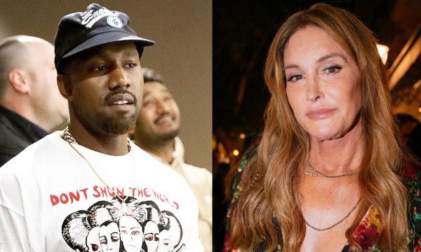 Kanye West divulga troca de mensagens com Caitlyn Jenner em meio à treta dela com as Kardashians