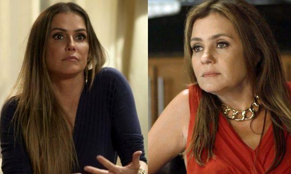 'Segundo Sol': Como assim? Mãe de Laureta sugere que Karola é filha da cafetina!