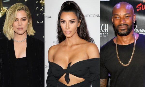 Khloé defende Kim Kardashian após a irmã ser chamada de homofóbica em treta com Tyson Beckford