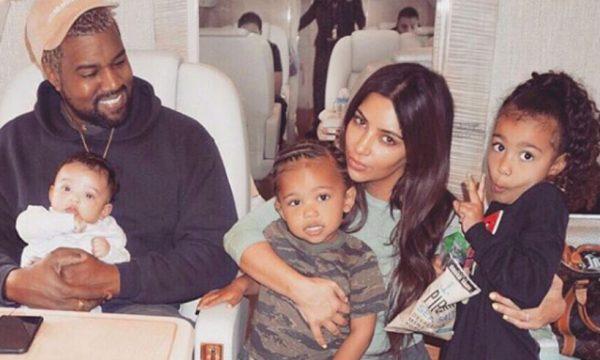Kim Kardashian pretende mudar o nome da filha após escolha de Kanye West; confira!