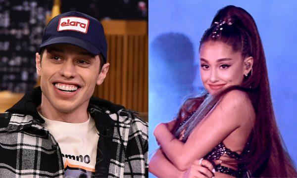 Pete Davidson revela momento em que decidiu pedir Ariana Grande em casamento