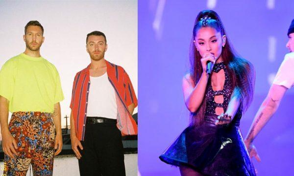 Lançamentos de Sexta: Disco mara de Ariana Grande; Parceria de Calvin Harris e Sam Smith; e 'Favela', de Alok com voz de 'How Deep is Your Love'