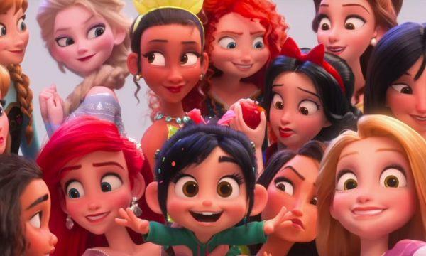 """Vanellope tira selfies com princesas da Disney no novo trailer da sequência de """"Detona Ralph""""; assista"""